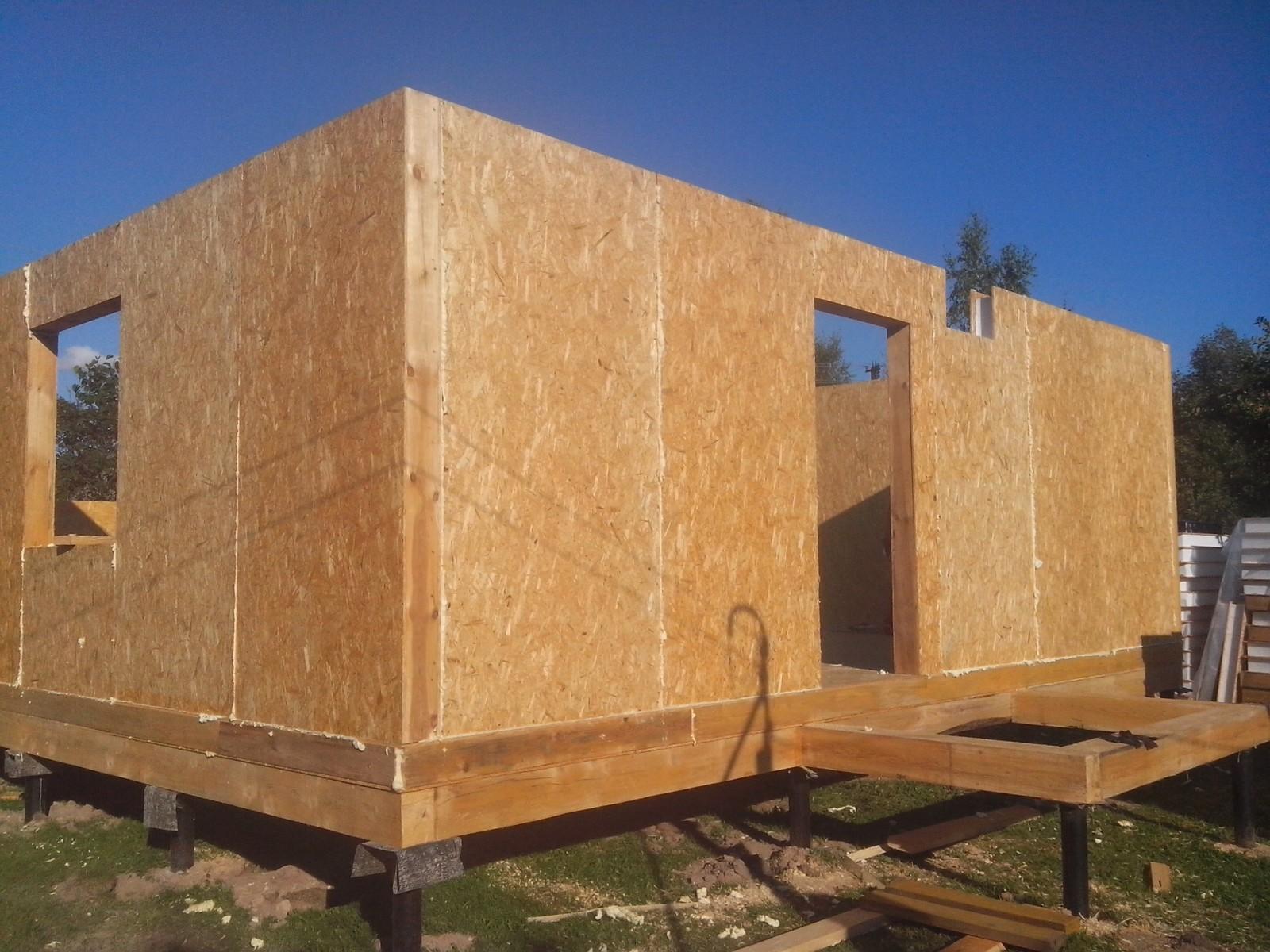 Строить дом своими руками советы